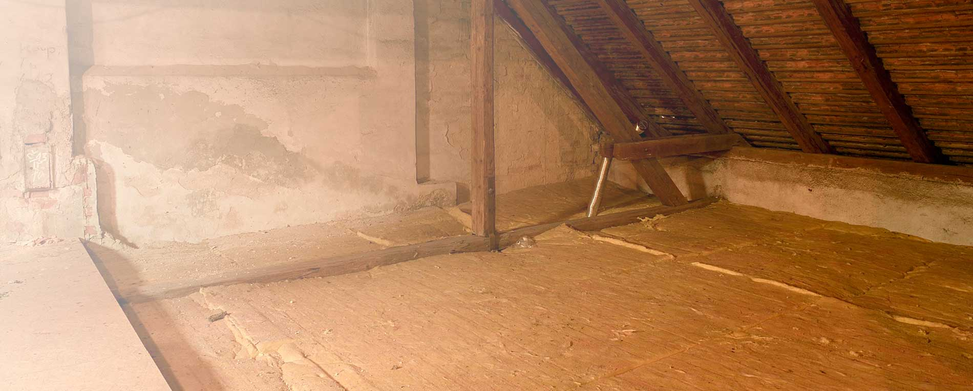 Insulating Attic Crawl E Image Balcony And